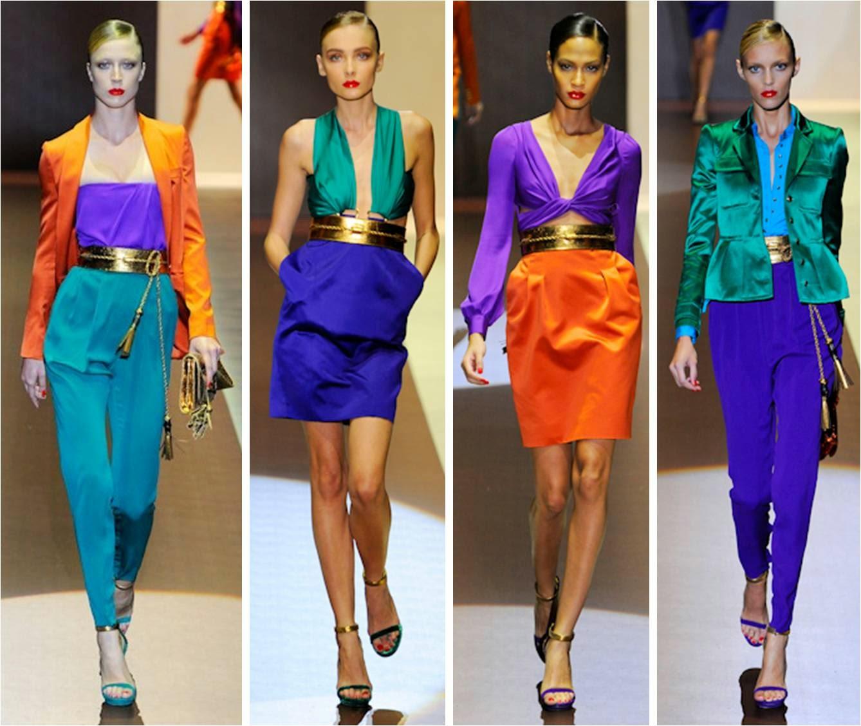 Welowe Fashion Glosario - COLOR BLOCK