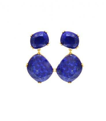 Pendientes Fabiola Azul